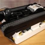 mobiles Lego-Kettenfahrzeug