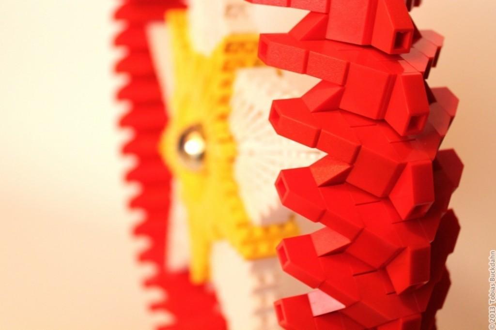 Ring aus Lego